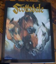 Scottsdale Arabian Horse Show 1994 39th Annual Program Hardcover Equestrian