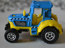 MATCHBOX CONSTRUCTION 57/120 TRACTOR HIGHLY DETAILED LOOSE NEW