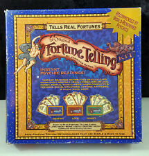 The Original Fortune Telling Board Game Jennifer Sands Vtg 1996 missing 2 cards
