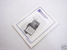 Bascom-Turner Gas-Sentry & Gas Ranger Detectors Operation Manual OM-391.V3  b100
