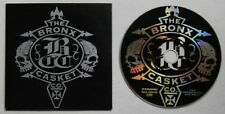 The Bronx Casket Co. RARE ADV cardps CD 1999 Doom Overkill