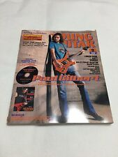 YOUNG GUITAR Magazine 2008 FEB. Printed in Japan DVD Regioncode2 Paul Gilbert