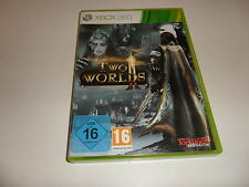 XBox 360  X360   Two Worlds II