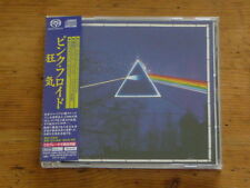 Pink Floyd:Dark Side of the Moon Japan SACD CD TOGP-15001 NM (roger waters Q