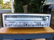Kenwood KR-9050 High Speed DC Stereo Receiver - Beautiful - Rare