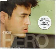 ENRIQUE IGLESIAS - HERO (3 tracks + video CD single)