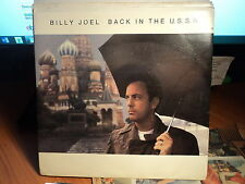 "Billy Joel ""Back In The U.S.S.R."" BEATLES Oz PS 7"""