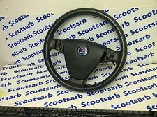 SAAB 9-3 93 Leather Steering Wheel & SRS Bag Air 2003 2004 2005 12796742