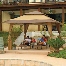Outdoor Pergola Gazebo 13' x 13' Canopy Tent Patio Furniture Backyard Pagoda