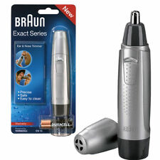 Braun EN10 Exact Series Ear and Nose Trimmer Precise Safe Easy to Clean - New