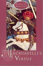 Machiavelli's Virtue by Harvey C., Jr. Mansfield (1998, Paperback)