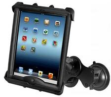 SUPPORTO A DOPPIA VENTOSA TABLET-PC E IPAD LifeProof RAM-MOUNT RAM-B-189-TAB17U