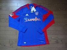 FC Tokyo 100% Official Japan Soccer Jersey XO BNWT 2012 Home LS J-League Japan