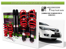 HONDA CIVIC FD D7 JAPAN ADJUSTABLE COILOVER HIGH LOW + BODY SHIFT