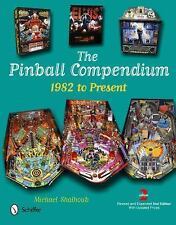 THE PINBALL COMPENDIUM [9780764341076] - MICHAEL SHALHOUB (HARDCOVER) NEW