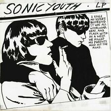 Sonic Youth GOO +MP4s REMASTERED Geffen Records NEW SEALED VINYL RECORD LP