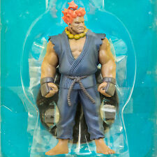 Street Fighter 2 Akuma Gouki Capcom Character Mini PVC Figure Kachigumi JAPAN