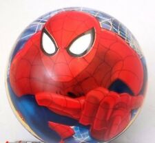 """Marvel Ultimate Spider-Man Boy's Kids 5"""" Tall Bouncing Play Ball Toy Fun NEW"""