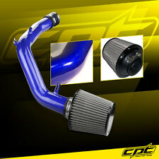 01-06 VW Golf GTI 1.8T 1.8L 4cyl Blue Cold Air Intake +Stainless Steel Filter