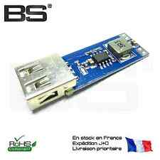 DC-DC Boost 5V 2A converter 3V 3.3V 3.7V 4.2V to 5V 1A 2A USB elevateur tension