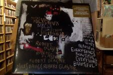 Miles Davis & Robert Glasper Everything's Beautiful LP sealed vinyl