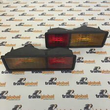 Land Rover Discovery 1 300tdi Pair Rear Bumper Light Lamp Units - Bearmach Brand