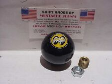 Moon, custom shift knob (Black pearl) Car, Truck, Hot Rod