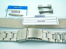 SEIKO SKXA35 GENUINE 22mm OYSTER BRACELET *FROM SEIKO*