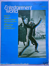 Entertainment World 6-3-1970, Gene Kelly, John T. Kelly, Harold Robbins,