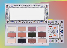 LORAC California Dreaming Eye Shadow Palette - New In Box