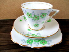 Art Deco / Vintage China Tea Set Trio.T.Forester Phoenix China.British.