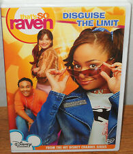 Disney Channel: That's So Raven - Disguise the Limit (DVD, 2005) Symone - NEW!