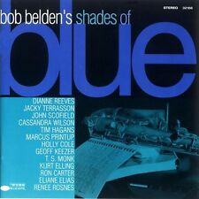 BOB BELDEN'S SHADES OF BLUE - AUTORI VARI -  CD NUOVO