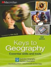 Keys to Geography: Essential Skills and Tools by Macmillan Education...