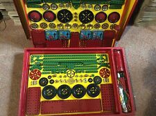 1950 Vintage Meccano Construction Set 8 - Unused Still Wired into Original Box