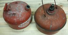 2Vintage eagle outboard gas can metal boat tank for johnson mercruiser evinrude