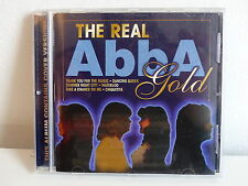 CD ALBUM The real ABBA Gold Cover versions hm036