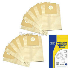 10 x E67, E67n, H55 Dust Bags for Proline VC12 VC35B VC45B Vacuum Cleaner