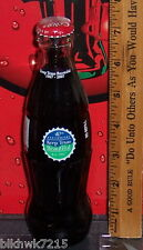 2006 KEEP TEXAS BEAUTIFUL 40TH ANNIVERSARY 8  OUNCE GLASS COCA - COLA  BOTTLE