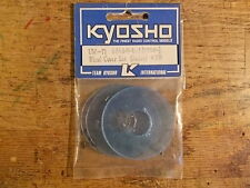 UM-71 Wheel Cover Set (Clear Lexan) - Kyosho Outlaw Ultima Outlaw Rampage