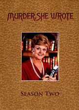 Murder, She Wrote: Season Two New DVD! Ships Fast!