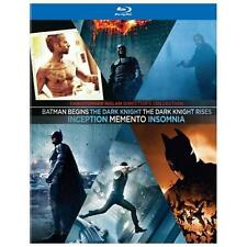 Christopher Nolan Director's Collection (Memento / Insomnia / Batman Begins / Th