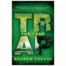 The Trap (The Hunt Trilogy), Fukuda, Andrew, Very Good Book
