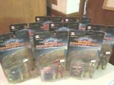 1999 X-Toys Wing Commander Action Figure Lot x8 (New)