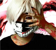 1pc Tokyo Ghoul Kaneki Ken Face Masks Cycling Anti-Dust Anime Cosplay Mask