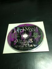 witchmoon now i'm not afraid of anything 1999 demo cd heavy metal