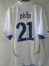 Italy 2011-2012 Away Pirlo 21 Football Shirt Size large BNWT /10465