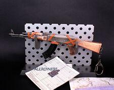 1/6 BattleField AKM AK47  Assault Rifle Assemble Modern Warfare full metal 17cm