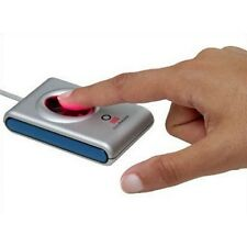 new ZKTeco ZKsoftware URU4000B USB Portable Fingerprint Capturing Reader Sensor