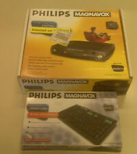 PHILLIPS MAGNAVOX - WEB TV - MAT965 - WIRELESS KEY BOARD - INTERNET ON YOUR TV